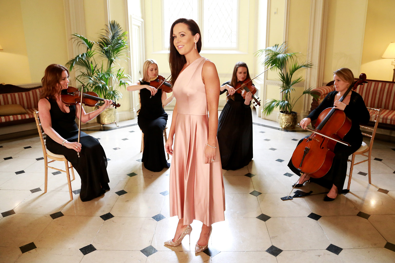 String Quartet and Maria - Wedding Singer .ie