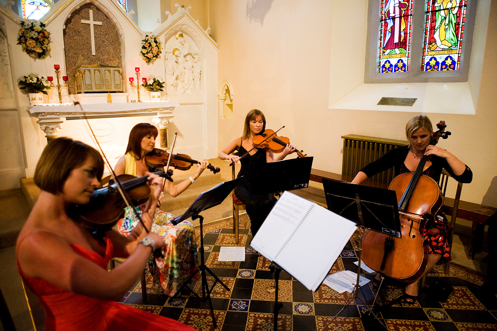 String Quartet - Wedding Singer .ie
