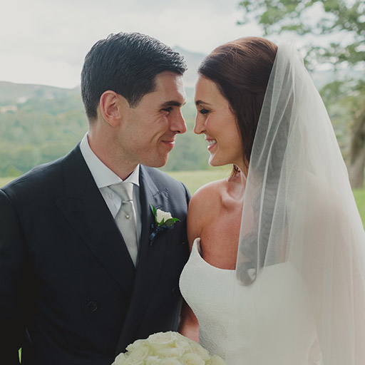 Cathal and Christina Wedding - Wedding Singer.ie