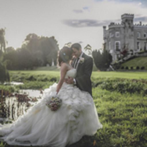 Ines and Darren Wedding - Wedding Singer.ie