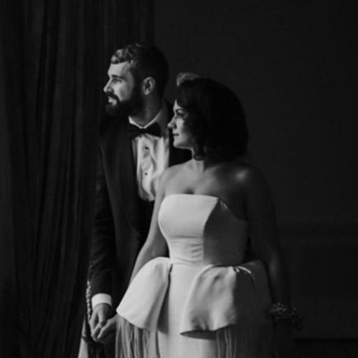 Megan and David Wedding - Wedding Singer.ie