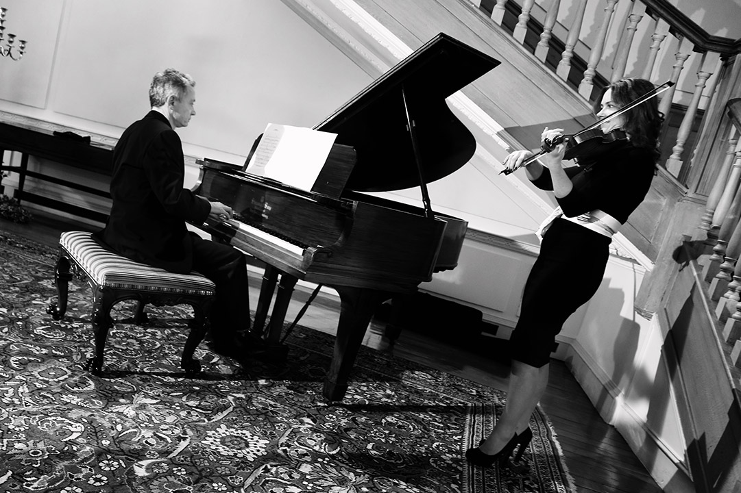 Piano and Violin - Wedding Singer.ie