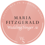 WeddingSinger.ie - Maria Fitzgerald - Logo