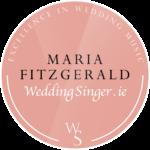 WeddingSinger.ie - Maria Fitzgerald - Logo