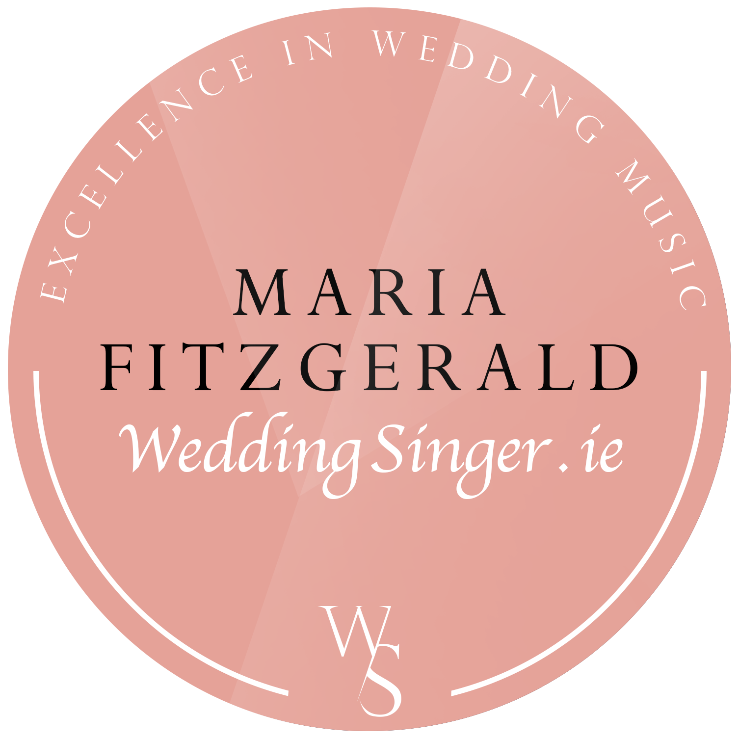 Maria Fitzgerald, Wedding Singer, Dublin, Ireland  Church | Civil