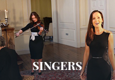 Singers - Wedding Singer.ie