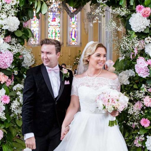 sophie-ciaran wedding - Wedding Singer.ie